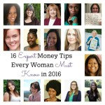 16 Expert Money Tips Every Woman Must Know in 2016