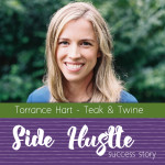 Side Hustle Success Story: Teak & Twine